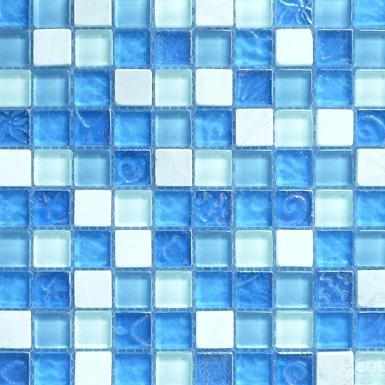 马赛克玻璃