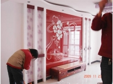 玻璃背景墙 (5)